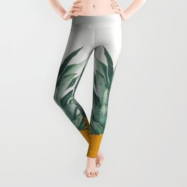 Pineapple Dip IV Leggings
