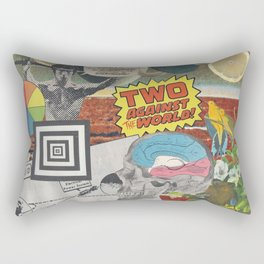 Strychnine Summertime Rectangular Pillow