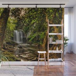 Jungle Paradise Wall Mural