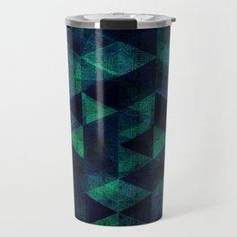 askew (tessellate 6) Travel Mug