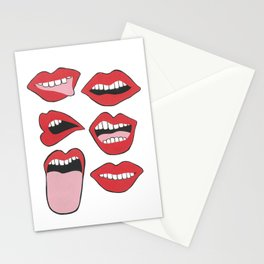 Get Lippy Stationery Cards