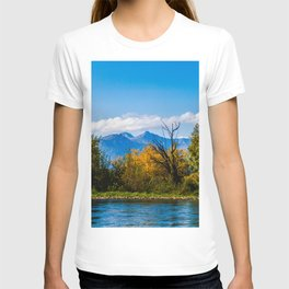 Autumn in Kamchatka T-shirt