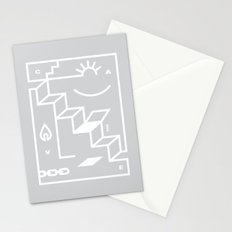 The Cave Stationery Cards