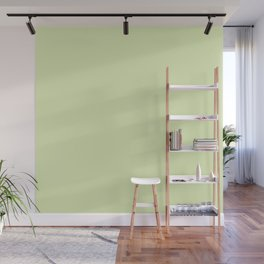Green Tea Wall Mural