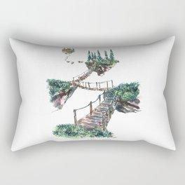 A Place To Breathe Rectangular Pillow