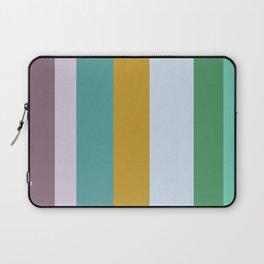 Summer Stripes Laptop Sleeve