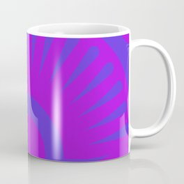 Japanese Cyberpunk Aesthetic Pattern Coffee Mug