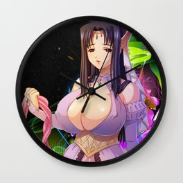 Kyonyuu Fantasy - Rokusaanu do Dejiiru Wall Clock