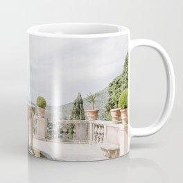 Italian Garden with Fountain Coffee Mug