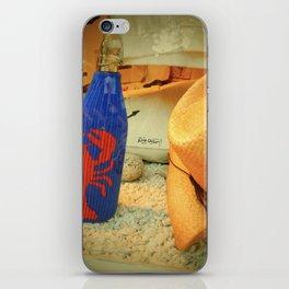Like An Ocean Cowboy iPhone Skin