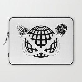 Kinetic Ships Laptop Sleeve
