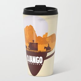 Django Unchained Travel Mug