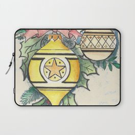 Evergreen and Gold III Laptop Sleeve