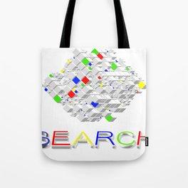 Search  Tote Bag
