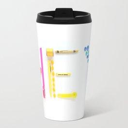 Hey Hey Hey Travel Mug