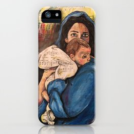 For Unto Us A Child is Born iPhone Case