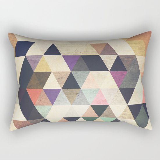 Geometric/Abstract TS Rectangular Pillow
