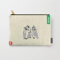 Owl - Kyu Tae Kim Carry-All Pouch