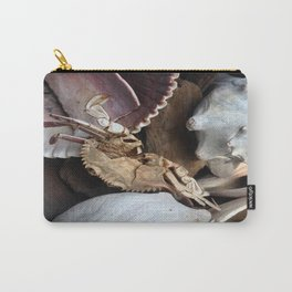 Crabe &Coquillages Carry-All Pouch