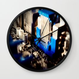 Inner Workings Wall Clock