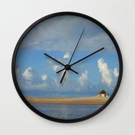 Cabure, Maranhao - Brazil Wall Clock
