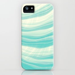 ABSTRACT.CLOUDSEA iPhone Case