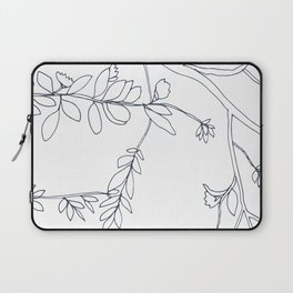 Branches and Leaves, Drawing Laptop Sleeve