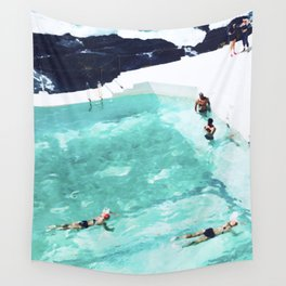 Resolutions (watercolour) Wall Tapestry