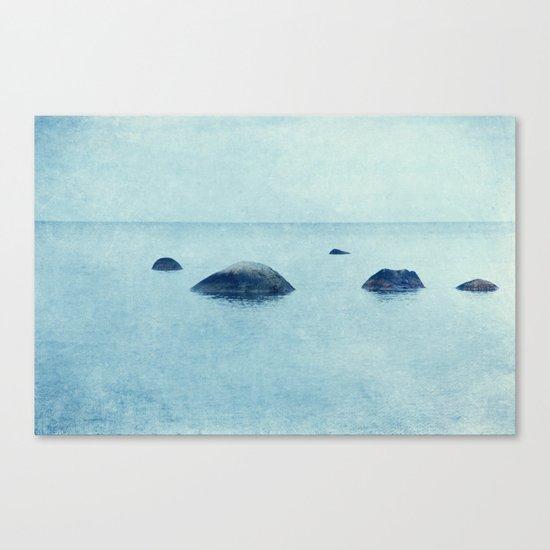 riposo Canvas Print