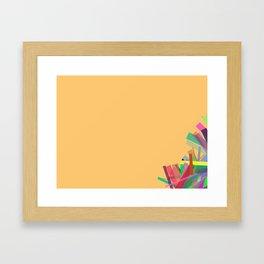 Oblique N°3 Framed Art Print