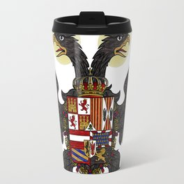 Charles V - Coat of Arms Travel Mug