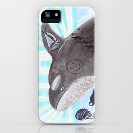 Killer Whale Ishmael iPhone Case