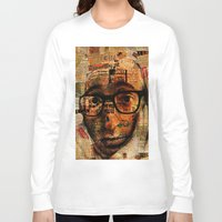 woody Long Sleeve T-shirts featuring Woody A. by Ganech joe