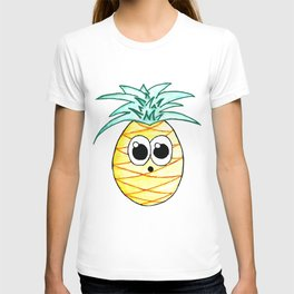 The Suprised Pineapple T-shirt