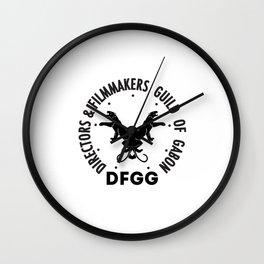 DFGG Wall Clock