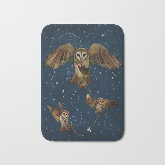 Healers Of Light Bath Mat