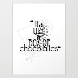 Sweet Art Print
