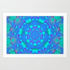 Kaleidoscope No.70 Art Print