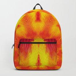Mandala Fire Backpack