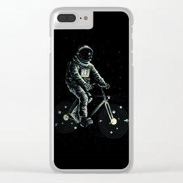 BIKESTELLAR Clear iPhone Case