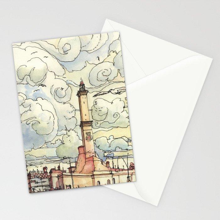 La Lanterna Stationery Cards
