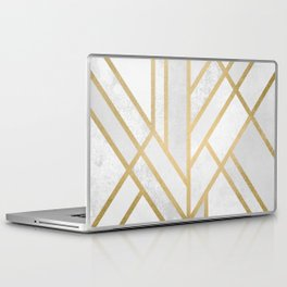 Art Deco Geometry 2 Laptop & iPad Skin