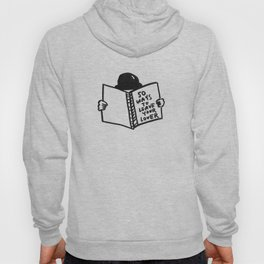50 Ways To Leave Your Lover Hoody