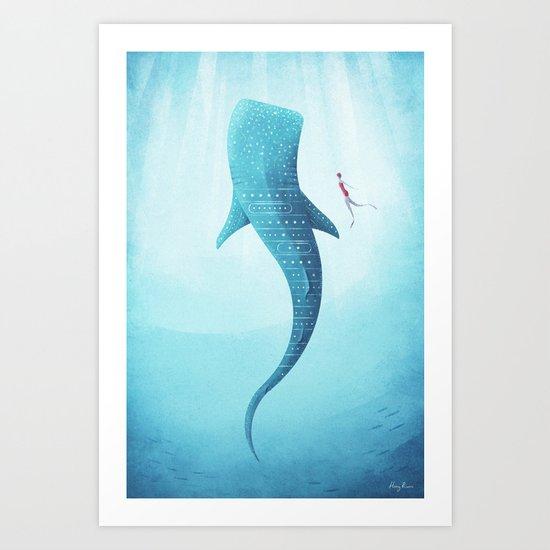 The Whale Shark by wetcake
