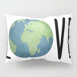 Love The Earth Pillow Sham
