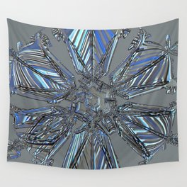Ice Star Anytime Wall Tapestry