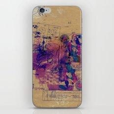 misprint 104 iPhone & iPod Skin
