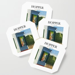 Hopper - Cape Cod Morning Coaster