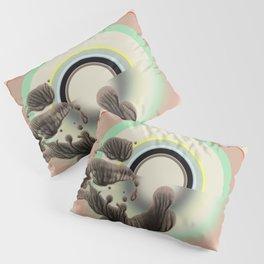 Inner Landscape (Etude Circulaire n° 6) Pillow Sham