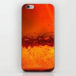 100 % natural juice iPhone Skin